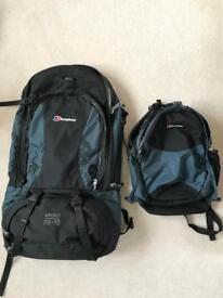 Berghaus 70 + 15 L Backpack
