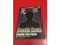 Death Note: Fatally Fun Facts (manga)