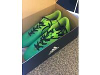 Adidas boys football boots size 7.5