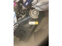 110v Bosch angle grinder