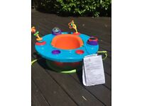 Summer 3 stage seated play system/Small & big booster seat