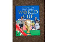 Superstars of The 2006 World Cup Football Book