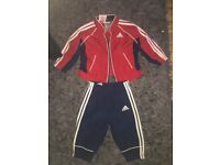 Baby boy tracksuits , tshirts and pram trainers