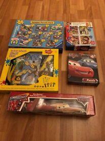 Children's Jigsaws & Activity Packs