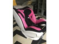 Hauck Car Seat plus Isofix base