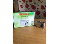 Pentax optio E20 camera