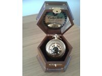 Cutty Sark Pocket Nautical Watch - Franklin Muir Collectable - The Golden Age Of Sail