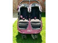£175: Baby Jogger City Mini Double Buggy