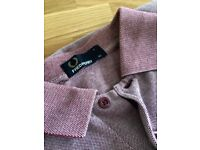 Fred Perry Mens Polo Shirt XL
