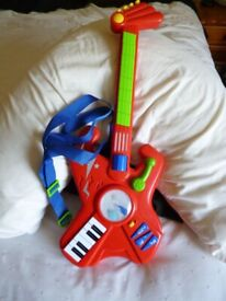 Childs Guitar with numerous functions VGC