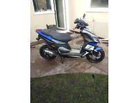 Piaggio nrg power unrestricted moped