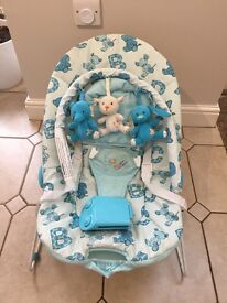 FREE to collector - Baby bouncer
