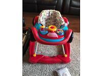car baby walkers/ rockers