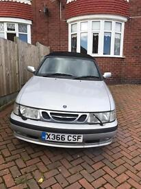Saab 93 convertible spares or repair (no offers)