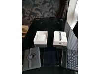 iPad Mini 2 16GB with Box, Bluetooth Keyboard & Protective Case