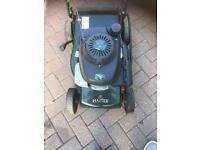 Hayter petrol lawn mower