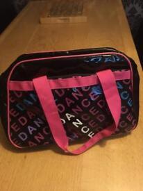 Capezio dance bag