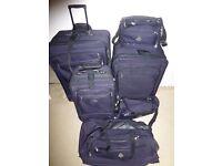 Globetrotter complete luggage set