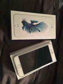 APPLE IPHONE 6s PLUS LIKE NEW! NO SCRATCHES! MINT CONDITION! COMES BOXED!