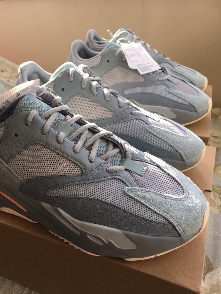 b70c2b65bdfbb Adidas Yeezy Boost 700 Inertia Brand New Size UK 11