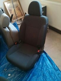 Honda civic front 2 car seats