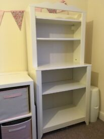 Ikea hensvik children's/nursery furniture. Cabinet with shelf and detachable changing table.