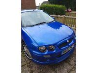 MG ZR 104+ Blue 98.000