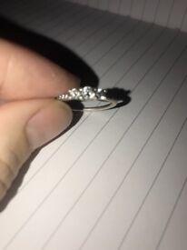 Pandora ring size58