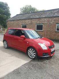 2008 suzuki swift sport 1.6 100k