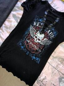 Tshirt dress size 12