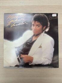 Michael Jackson - Thriller (1982) VINYL