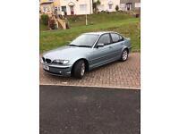 BMW 320d 2002(52)