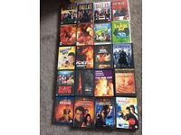 26 various dvds