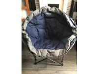 Quest moon chair camping chair