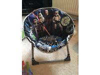 Star Wars children's moon chair
