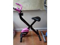 Bionix Exercise Bike for sale as new
