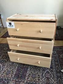 Ikea RAST drawers
