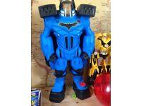 Imaginext batbot xtreme batman DC Friends