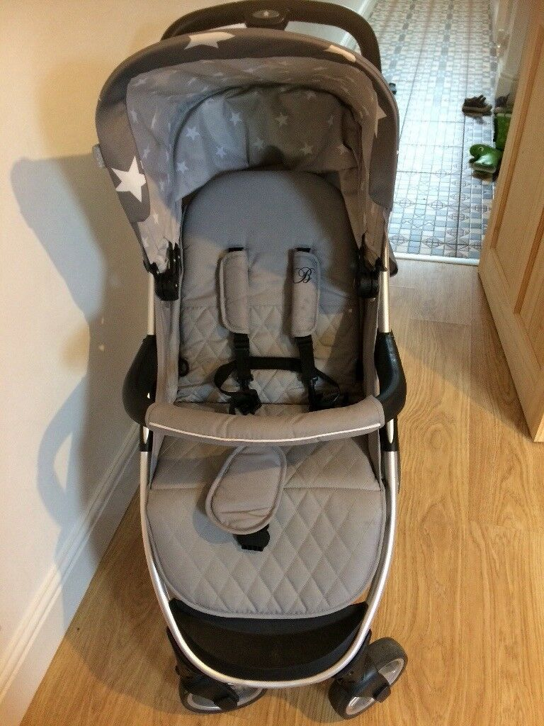 My Babiie MB100 pushchair