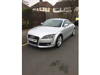 Audi TT 2.0 TFSI FULLY LOADED LOW MILES FULL SERVICE HISTORY