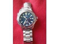 Omega mens Seamaster 300m , 2003 ,excellent condition.