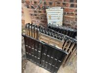 Cast ion radiators, open to offers