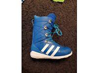 Adidas BLAUVELT Snowboard boots Size 7.5