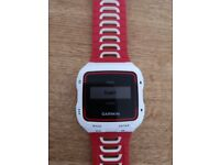Garmin Forerunner 920XT GPS Multisport Watch with HRM - White/Red With heart rate monitor,