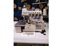 **JUKI MO-6704D, Industrial High Speed Overlocker Sewing Machine**