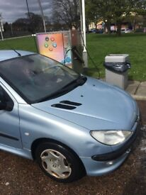 Peugeot 206 for sale or straight swap