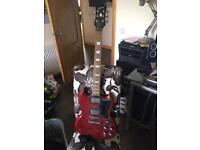 Epiphone SG electric guitar