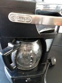 Delongie Coffee machine model ICM30