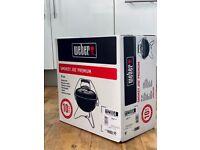 Weber Smokey Joe Premium Charcoal BBQ 37cm - Brand new in unopened box