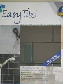 Easy Tiles, with insulation